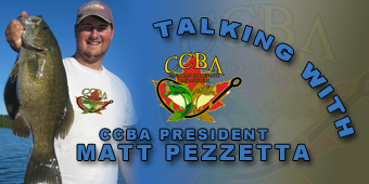 Live 2 Fish Talking With CCBA President Matt Pezzetta Interviews Tournament News  Matt Pezzetta College Bass CCBA