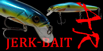 Live 2 Fish AR Lures Jerkbait A First Look Gear Reviews Video  Video Fishing Lures Bass lures AR Lures