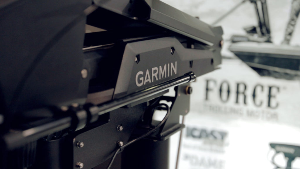 Live 2 Fish The Garmin Force Trolling Motor A First Look Boats Video