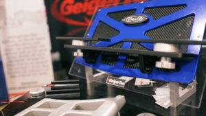 GeigerTec Carbonfibre Dash mount