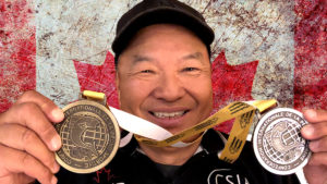 Perching for Simcoe Gold Leads to Pan Am Gold!