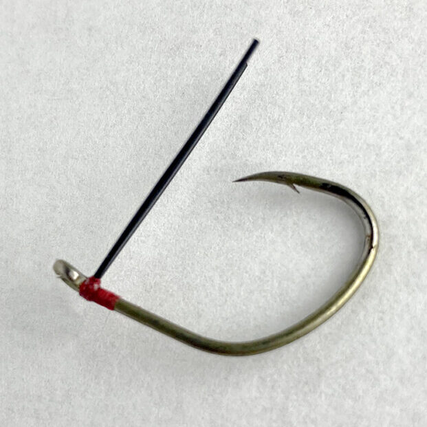 Live 2 Fish The Right Hook For The Job Articles Everything Fishing Gear Rigging Tackle