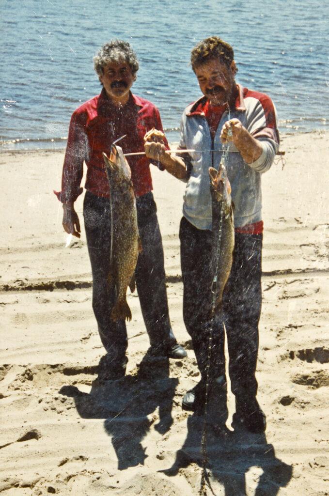 Live 2 Fish Fishing The Opener Articles Daniel Notarianni  Trout Fishing pike fishing Fishing the Opener fishing stories